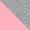 rosa claro com glitter