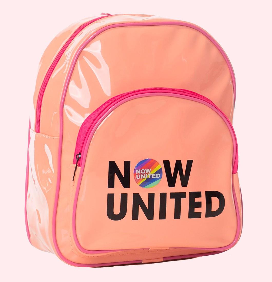 Mochila Média Infantil Now United