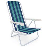 Cadeira Reclinável 4 Posição Mor
