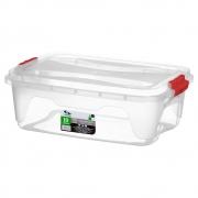 Caixa Organizadora transparente de 10 Litros -  Rishi