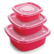 Conj Pote Pop Quad Pmg 3 Pcs 5945 Plasutil