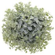 Folhas Artificiais de Eucalipto Bola Power Verde - Flor Arte