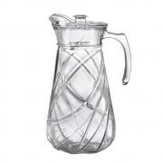 Jarra Floripa  Jar-23 Home 1,8L Vidro Transparente - Etilux