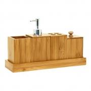 Kit Para Banheiro 5 Pecas Mimo Style