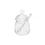 Meleira colmeia vidro borossilicado 300Ml 6679 Mimo Style