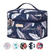 Necessaire Fashion Beauty Poliéster Coleção Fashion Nm180411 Uny Gift