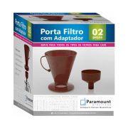 Porta Filtro Café 14X12X15Cm Paramount