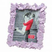 Porta Retrato De Plast Fly Lilás 13X18Cm 3561 Lyor