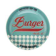 Prato Raso 26Cm Burger Blue J609-6780
