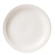 Prato Raso 27Cm - Pro - Branco - Oxford