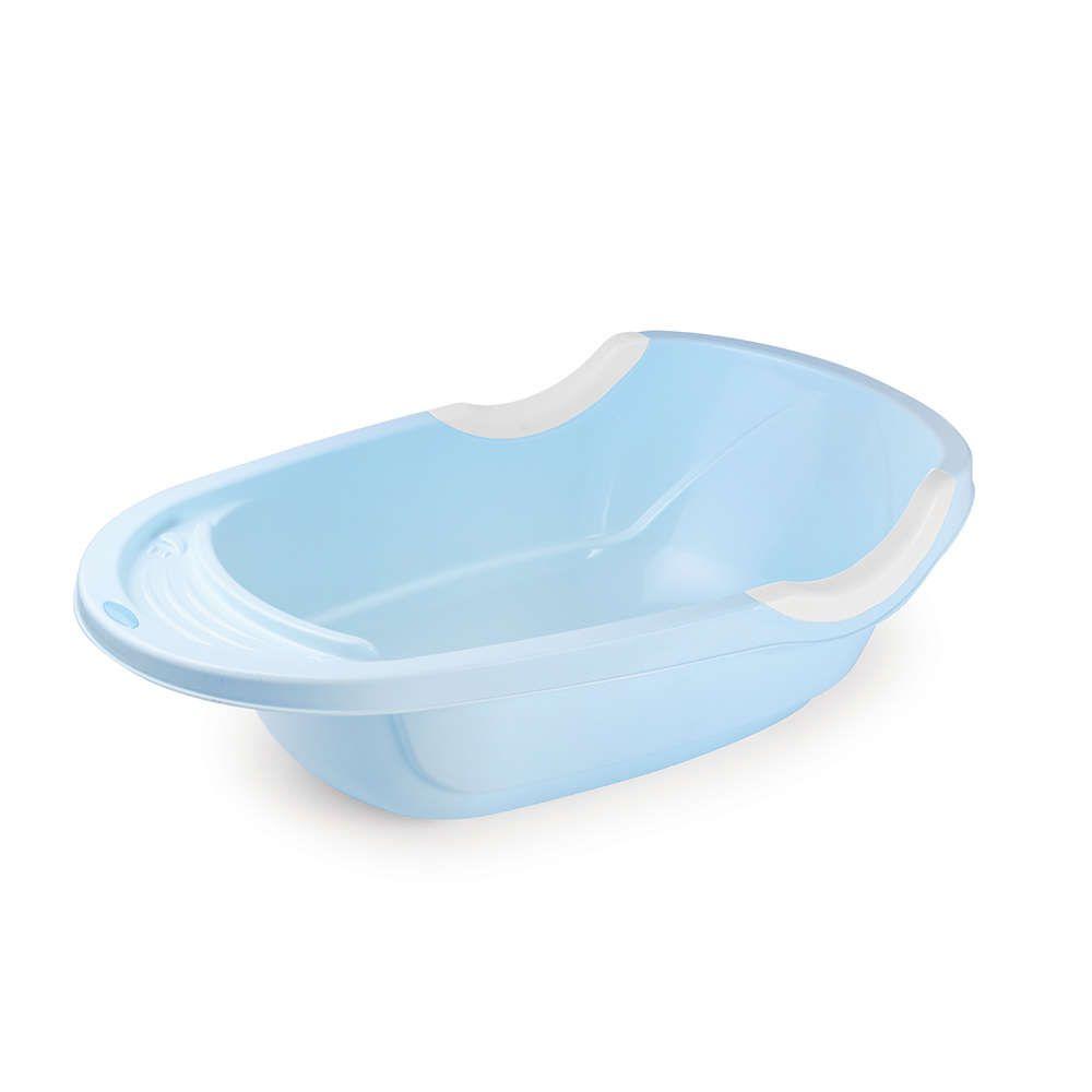 Banheira Baby Azul3662Plasutil Plasutil