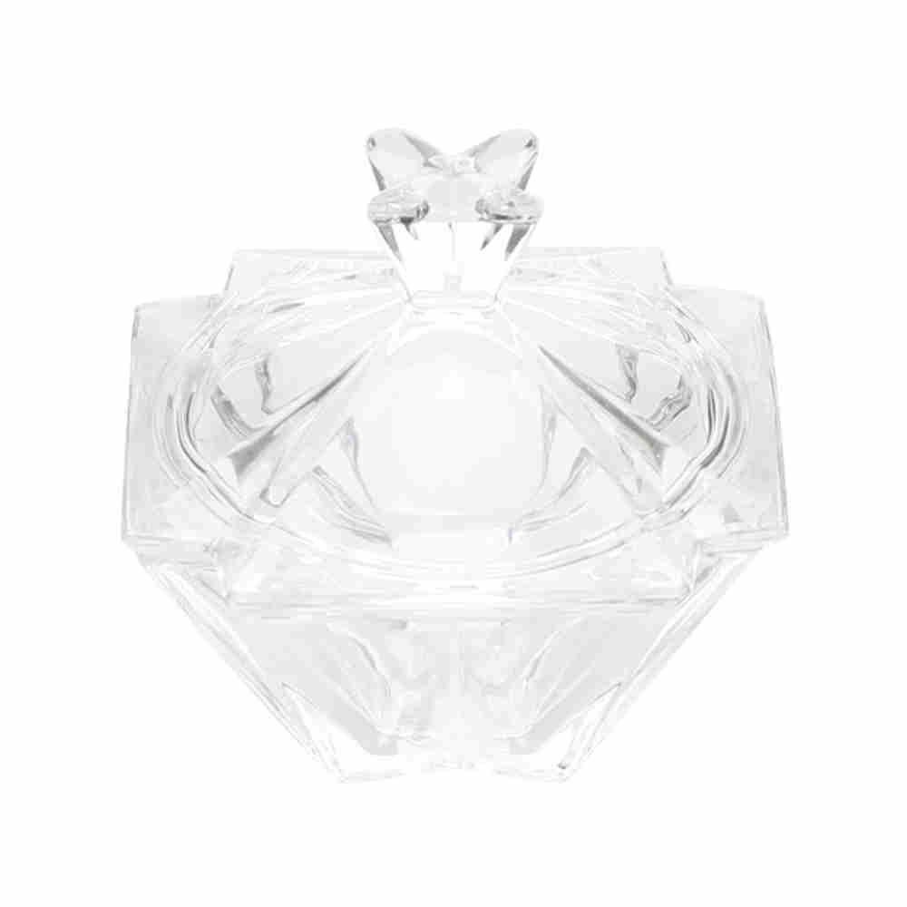 Bomboniere De Cristal com 11X4,3X10Cm - Lyor
