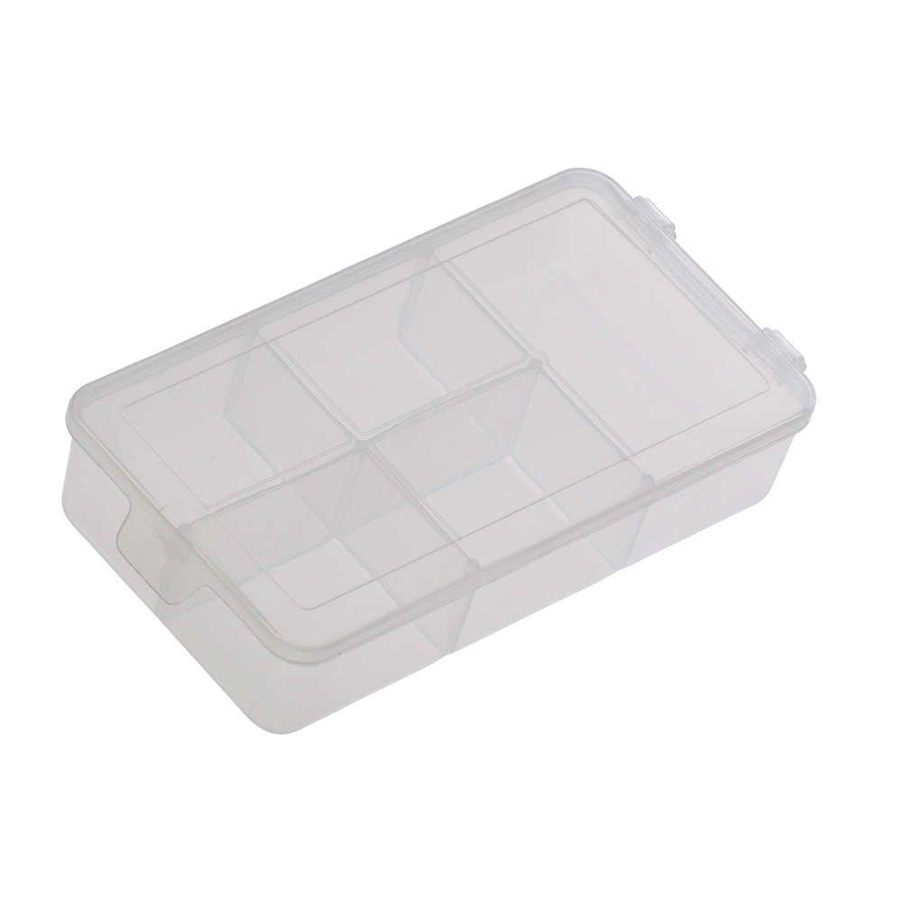 Box Organizador Pequeno 16X9X3,5Cm Paramount