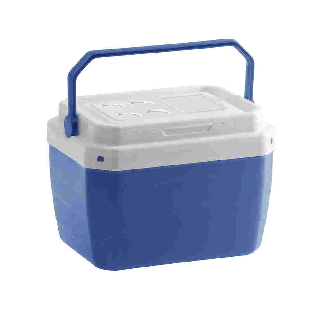 Caixa térmica Cooler de 40 litros Azul - Paramount