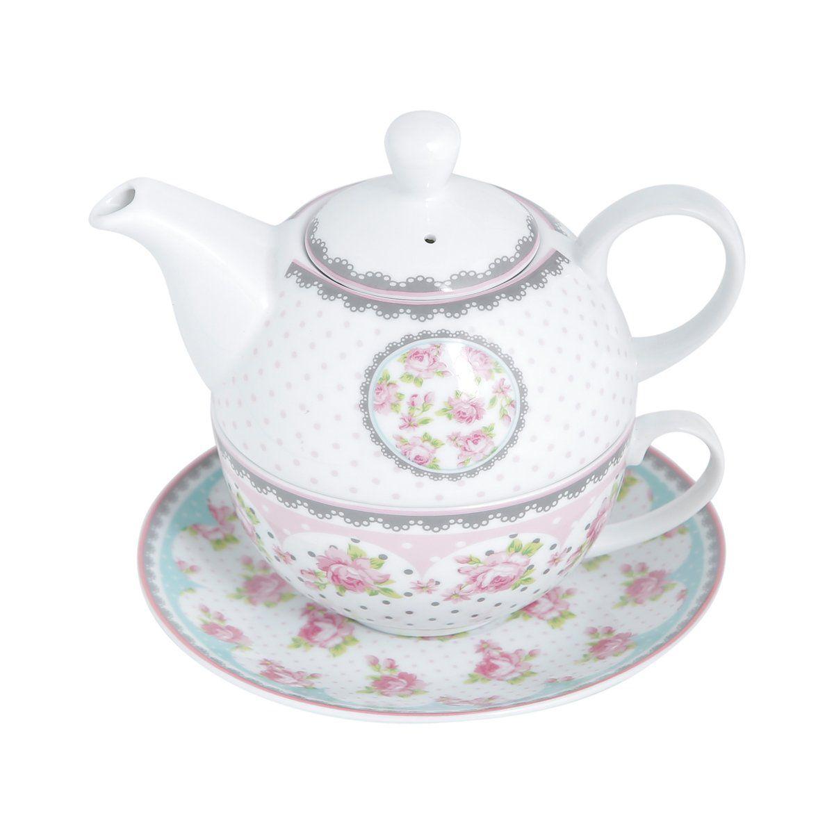 Conjunto 3 peças para Chá - Lyor