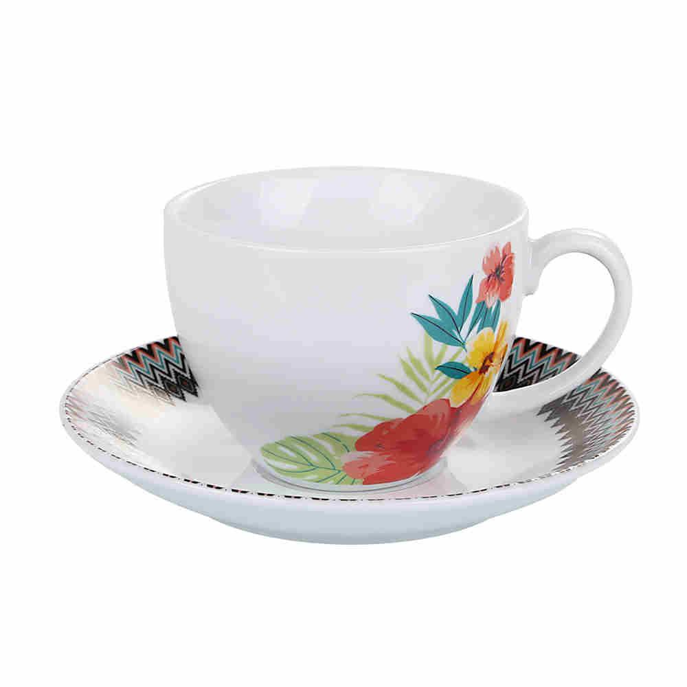 Conjunto 6 Xicara Para Chá Califórnia - Lyor