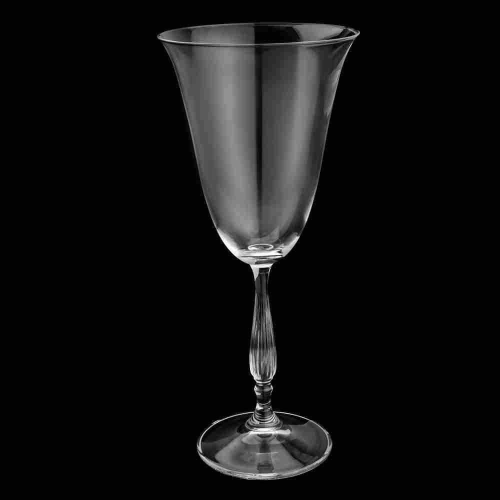 Conjunto de Tacas Cristalino Água - Lyor
