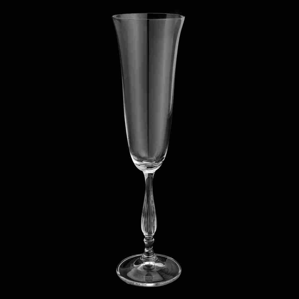 Cj Tacas Cristalino Champanhe Sodo Antik 5531 Lyor Lyor