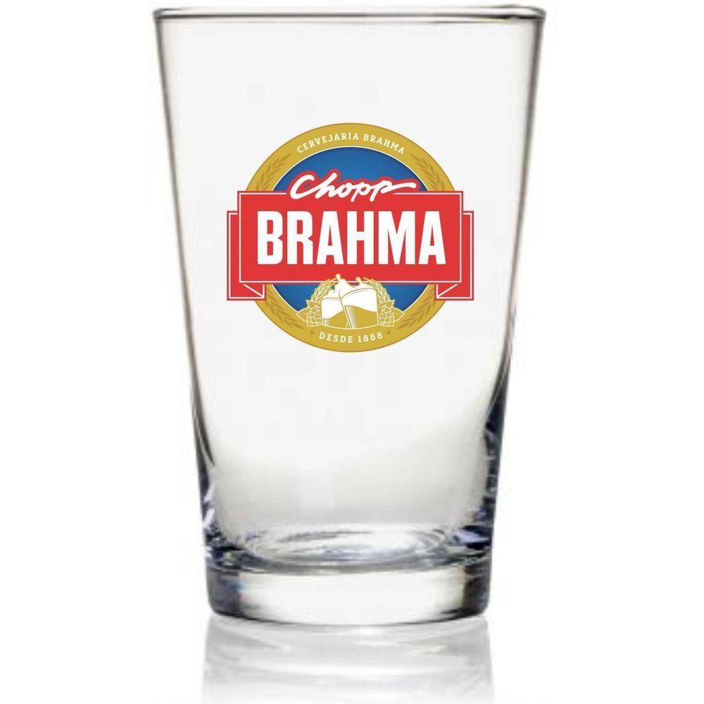 Copo Caldereta 350Ml Brahma 8600713