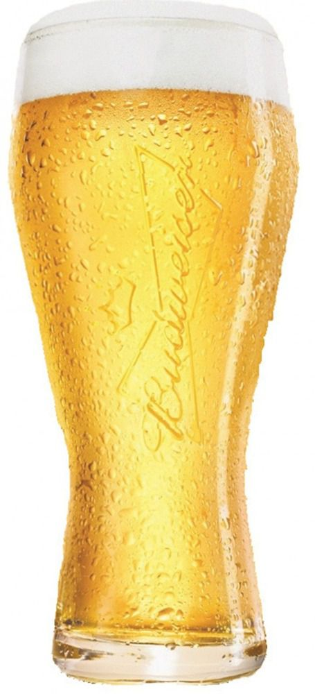 Copo Pcerveja Budweiser 400Ml 4638