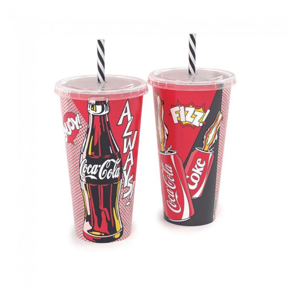 Copo Refri Coca Cola 7981 Plasutil