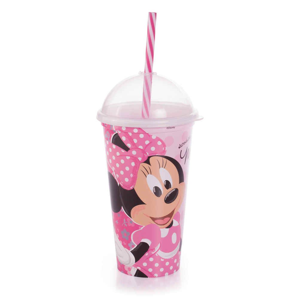 Copo Shake Minnie 500Ml 8252 Plasutil