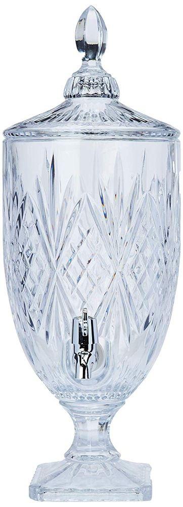 Suqueira Dispenser Cristal Brandon 4Lt - Lyor