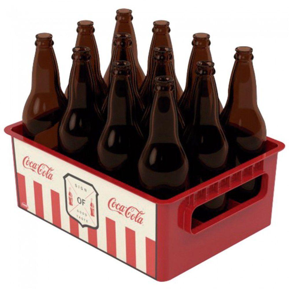 Engradado Coca Cola 640 Plasutil