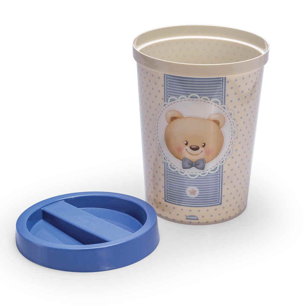 Lixeira Urso 5,5L 8440 Plasutil