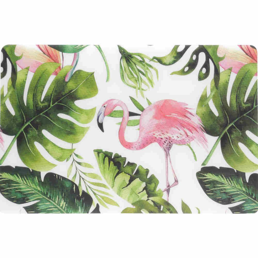 Lugar Americano de plastico flamingo - Lyor