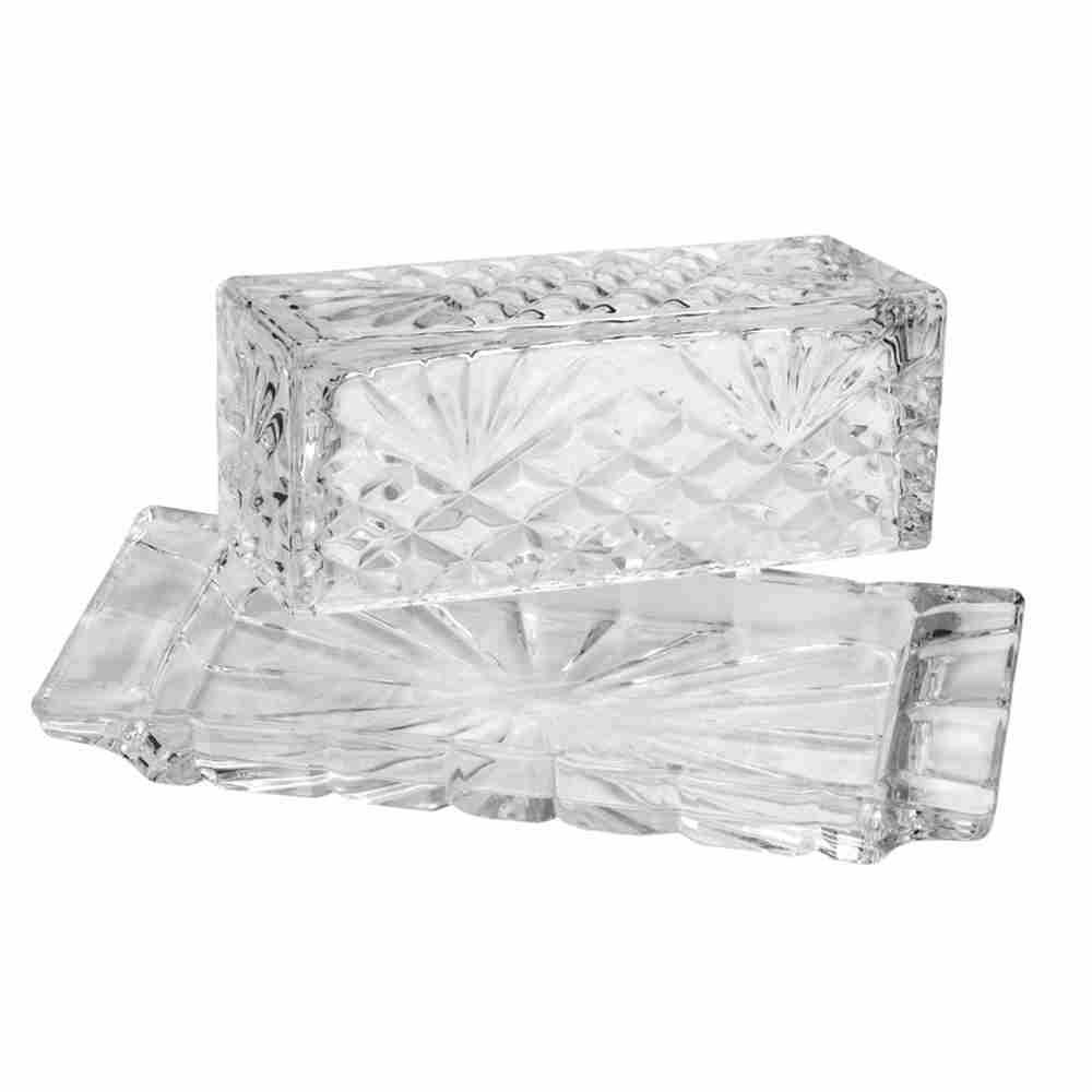 Manteigueira De Cristal 67024 Lyor