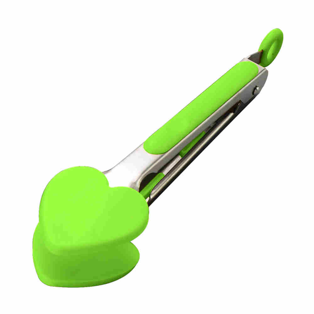 Pinça Silicone Verde - 6251 Lyor