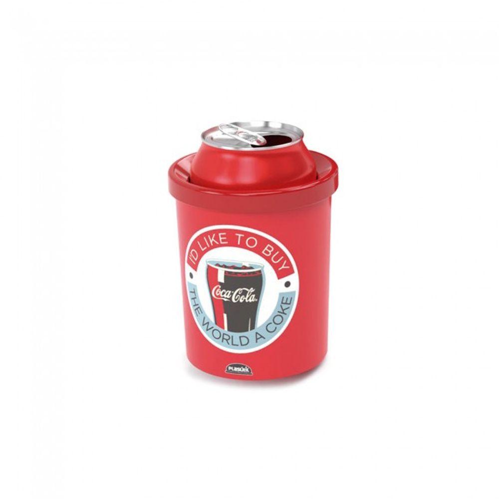 Porta Lata Coca Cola 643 Plasutil