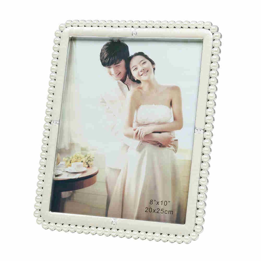 Porta Retrato De Plástico Pearl 13X18Cm 3612 Lyor
