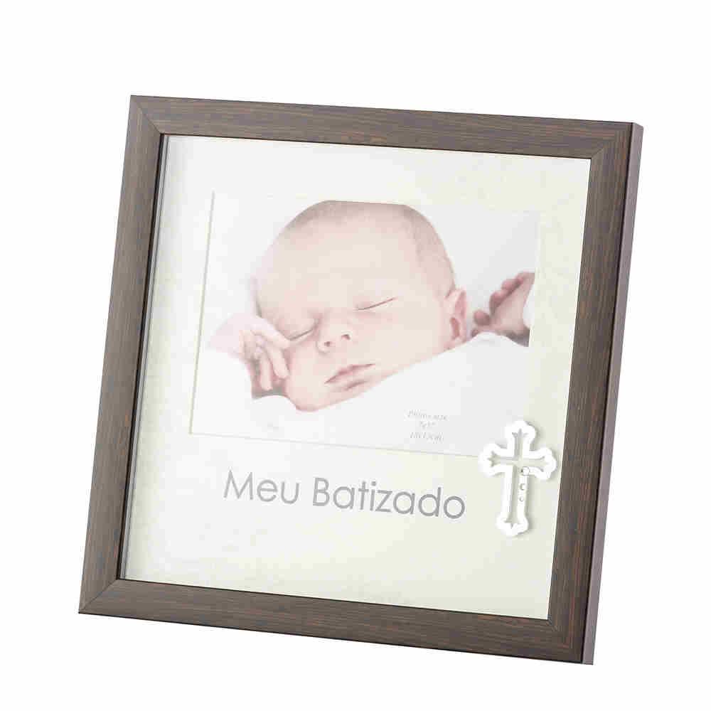 Porta Retrato Meu Batismo 13X18 3496 Lyor