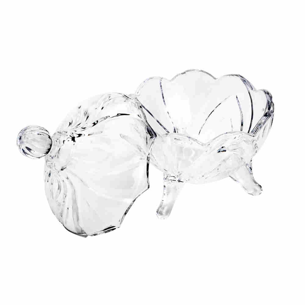 Bomboniere de Cristal Arredondada - Lyor