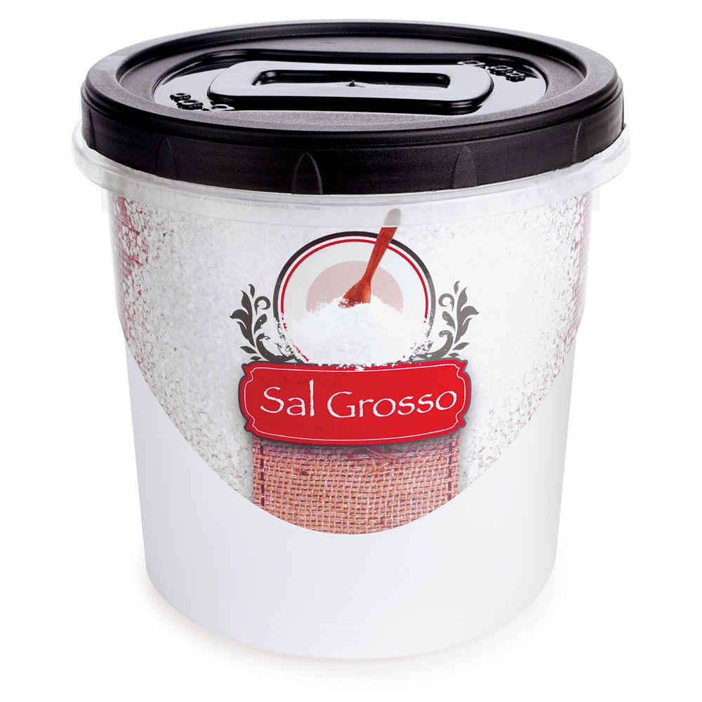 Pote Rosca Dec Sal Grosso 1,8L - 8170 Plasutil