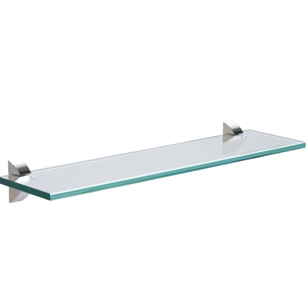 Prateleira Reta 500X150X8Mm Glass Tramontina 91220515