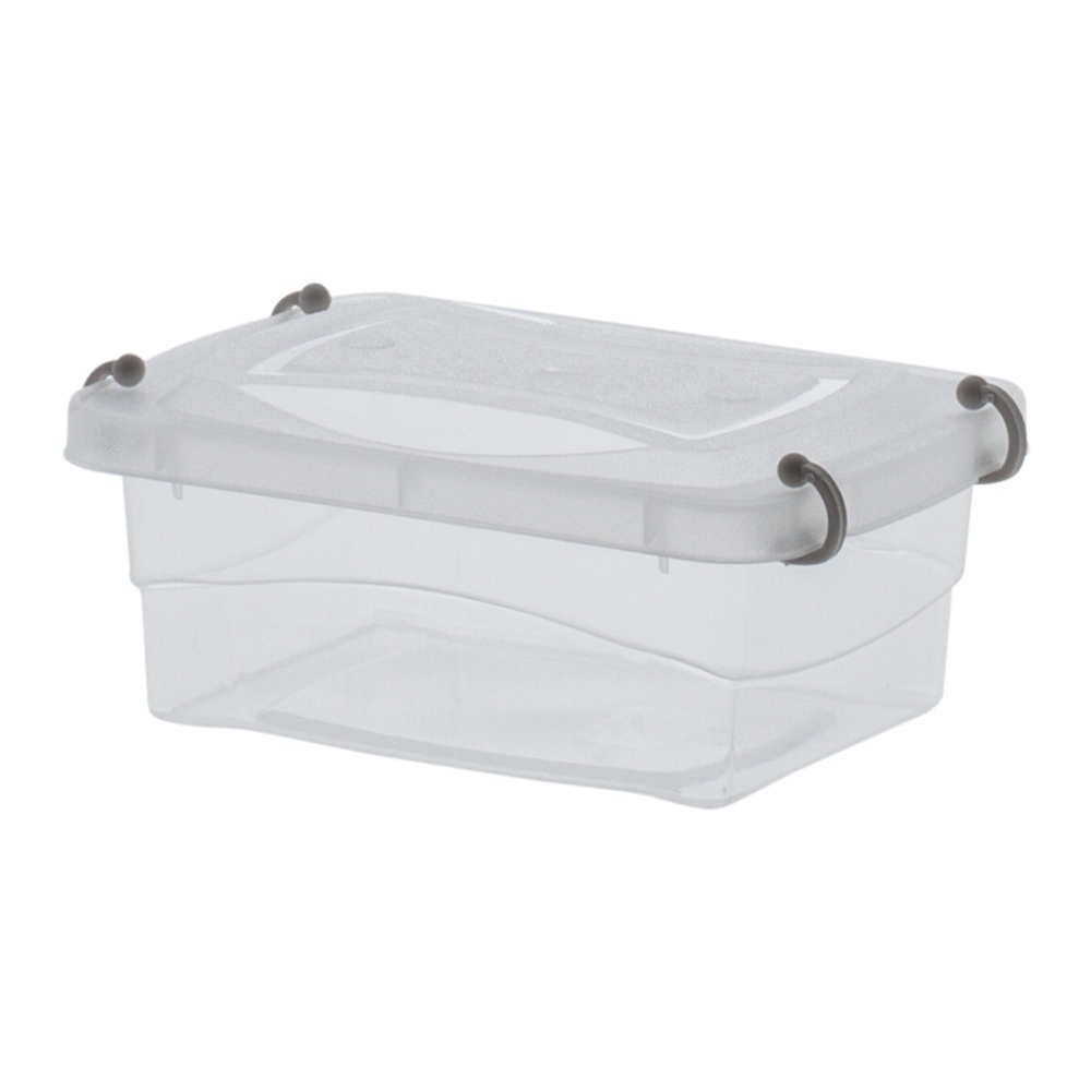 Caixa Organizadora Pratic Box 1 Litro - Paramount