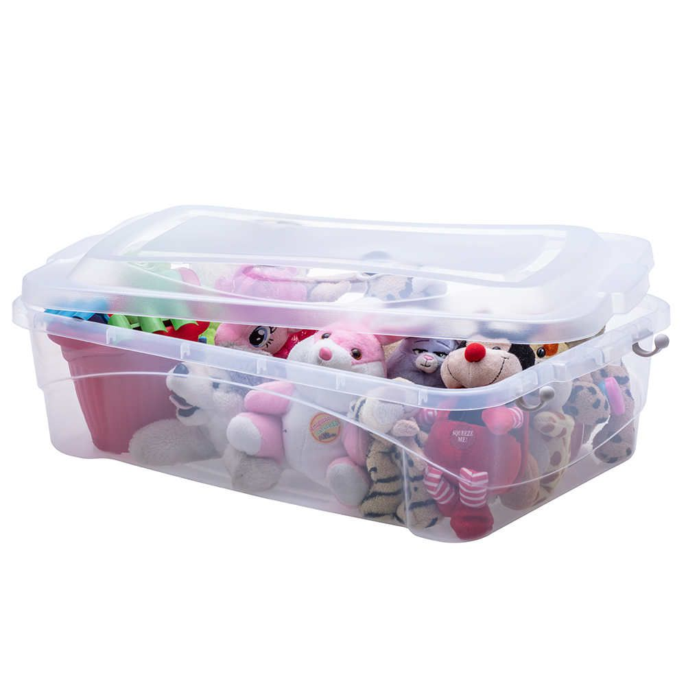Caixa Organizadora Pratic Box 25 Litros - Paramount
