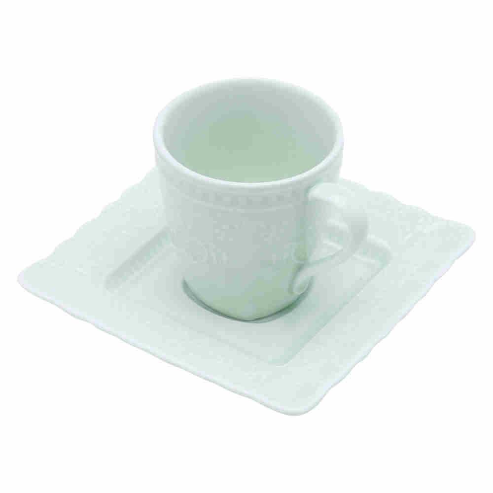 Xicara P/ Café Porcel 90Ml 8221 Lyor