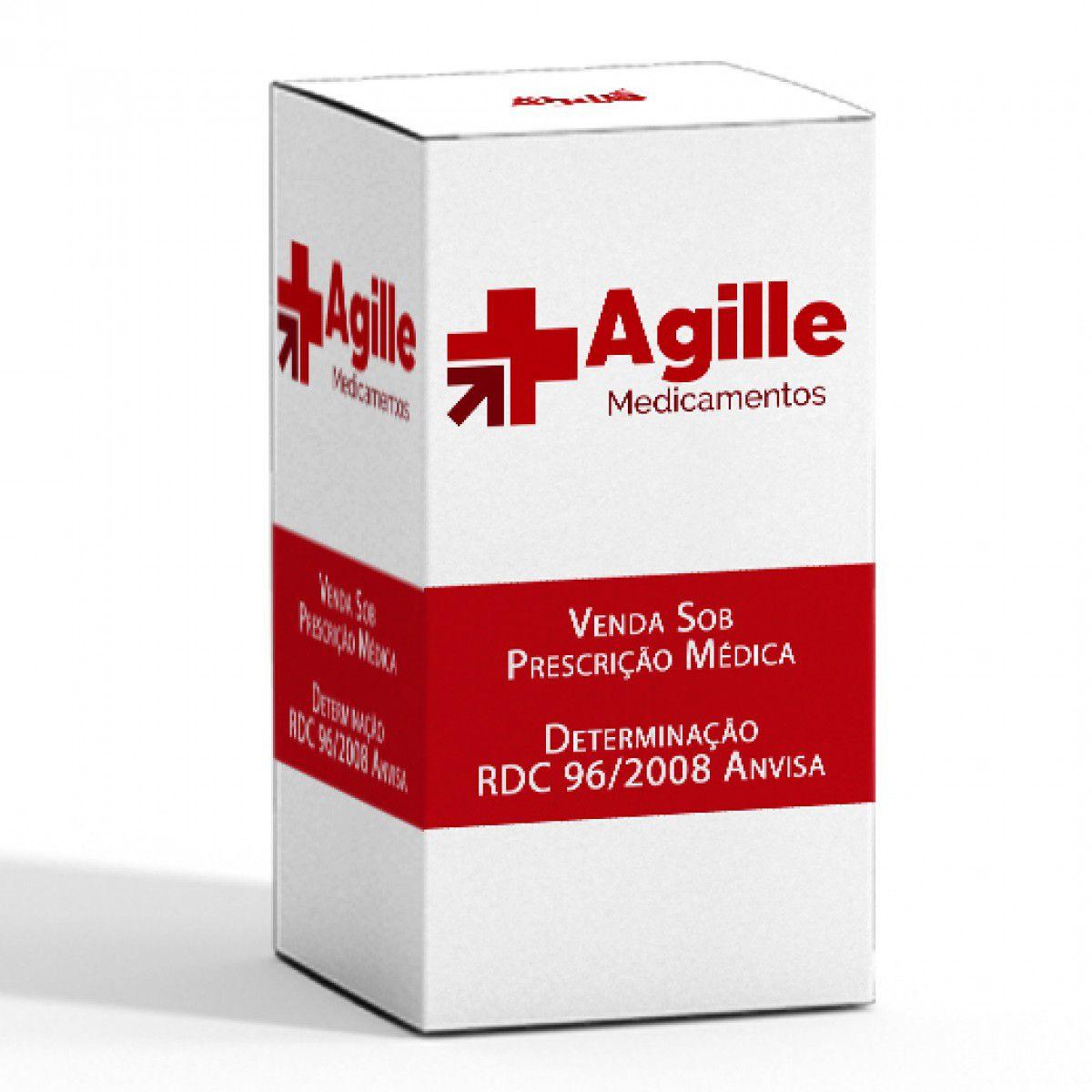 ACETATO DE CIPROTERONA 50MG (C/20 CP)  - Agille Speciality