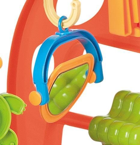 Baby Gym Verde - Calesita