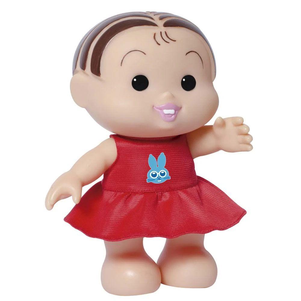 Boneca Turma da Mônica Iti Malia  - Baby Brink