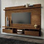 Painel para TV HB Móveis Livin 2.2 Canyon - HB Móveis