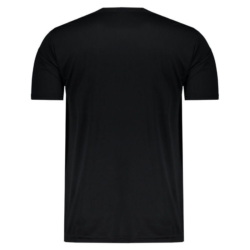 Camisa Kappa Vitória Treino Comissão 2019 Preta