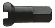 64 Niples DT Swiss Alum 2.0mm x 14mm Comprimento