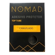 ADESIVO DE PROTEÇÃO BICICLETA TOP TUBE NOMAD CAMUFLADO