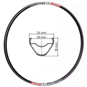 Aro 29 Dt Swiss Xr331 32 Furos Disc Tubeless Ready 370g