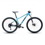 Bicicleta TSW Stamina Plus Mtb 18 Velocidades Tam 17 Azul Met/Preto Aro 29